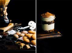 Ingredientes para el tiramiú