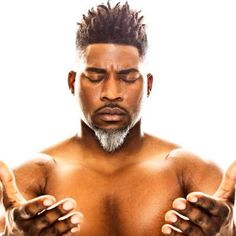 David Banner often delves into political discussions on behalf of Hip-Hop and Black culture. My Black Is Beautiful, Gorgeous Men, Beautiful People, Hip Hop Songs, Handsome Black Men, Beard Styles For Men, Beard Lover, Man Crush, Bearded Men