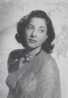 Nargis Dutt Years Acting: 1935-1968 Photo : Pre India Pakistan partition.