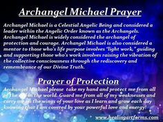 Prayer with AAMichael for Protection