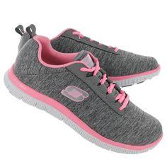51412c62da53f Skechers Women s FLEX APPEAL NEXT GENERATION sneakers 11883 GYPK
