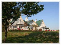 The Red Horse Inn near Greenville, S.C.