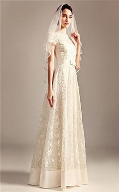 Elegant High Low Wedding Dress By Justin Alexander Signature