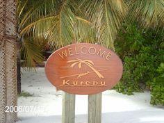 Honeymoon heaven in Kuredu, Maldives.  We will return there one day! <3