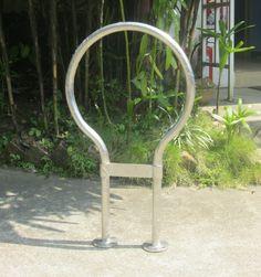 316 stainless steel bicycle parking rack