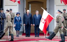 #King of #Norway, #Harald V in #Poland