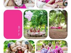 Rounded Blog It Board™ Photoshop Actions- Set 1