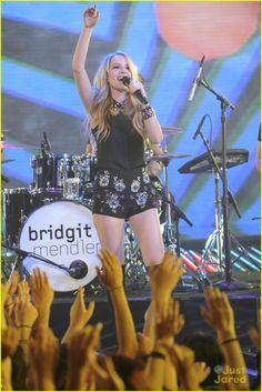 Bridgit Mendler in concert!!!!!!!!!!!!!! want to go
