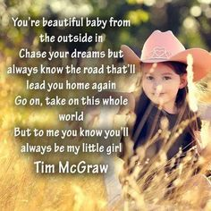 Always be my baby country song