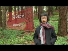 Fog Catcher by Nami Yamamoto Artist Nami Yamamoto discusses her UC Botanical Garden at Berkeley art installation in this 3 minute video by Jim Mayer of Ideas in Motion. Art Installation, Yamamoto, Botanical Gardens, Catcher, Fiber, Natural, Artist, Ideas, Art Installations