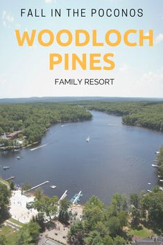 Fall in the Poconos: Woodloch Pines Family Resort review Family Getaways, Family Resorts, Hotels And Resorts, Resorts For Kids, Hotels For Kids, Fall Vacations, Toddler Travel, Vacation Spots, Travel Usa
