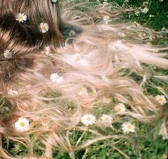 My Bohemian Aesthetic bohemian-romance:  summer—dreamers:  all the pretty daisies