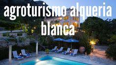 Hotel Agroturismo Alqueria Blanca en Bunyola, Mallorca, España. Visita A...