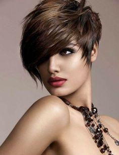 krótkie fryzury damskie 2014