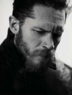 Tom Hardy by Greg Williams I don't know who Tom Hardy is but he looks like someone I would want to know.