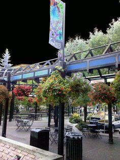 Calgary Space Place, Calgary, Sidewalk, Canada, Spaces, Side Walkway, Walkway, Walkways, Pavement
