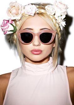 a1b05cfb968e Quay Eyeware Kitti Sunglasses in RED