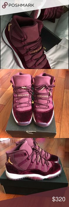 Red velvet jordan 11s Red velvet jordan 11s Air Jordan Shoes Sneakers