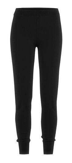 Joggebukse i kashmir - sort Sorting, Black Jeans, Hoodie, Pants, Fashion, Hoodie Sweatshirts, Moda, Trousers, Black Denim Jeans
