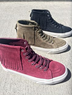 aafb903834 Vans Sk8-Hi Port Royale Moc Shoes (Women s)