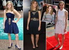 Emma Watson aderiu o look!