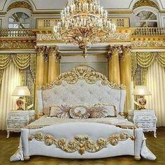 Luxury Bedroom Sets, Luxury Bedroom Design, Luxurious Bedrooms, Luxury Bedding, Dream Rooms, Dream Bedroom, Home Decor Bedroom, Modern Bedroom, Bedroom Furniture