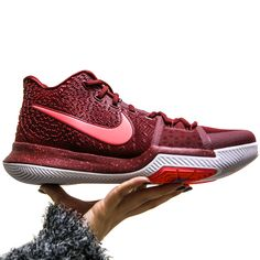 another chance 9f4e5 6b505 ... amazon nike kyrie 3 ep 852396 681 hot punch pre order and release on  597e7 05bc3