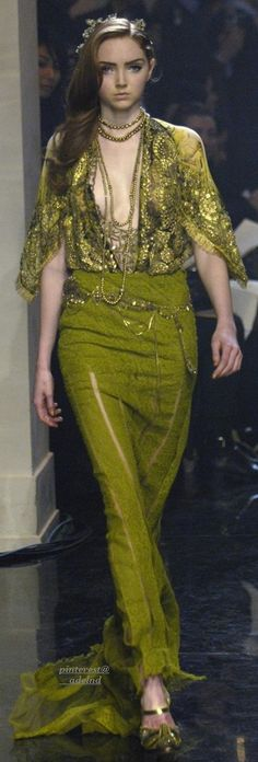 Jean Paul Gaultier Spring 2006 Couture