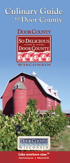 Discover deliciousness with this handy guide to the restaurants of Door County. Find places that feature locally caught fish, field-to-table fare, and products made in Door County, as well as wineries and breweries, farmers' markets, and culinary tours and tastings.