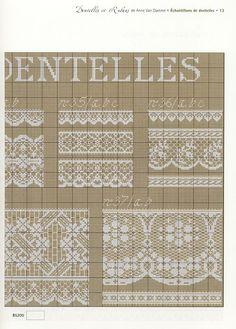 Gallery.ru / Фото #9 - Dentelles et Rubans de Anne Van Damme - Orlanda