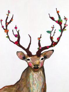 Rosy Buck by Eli Halpin