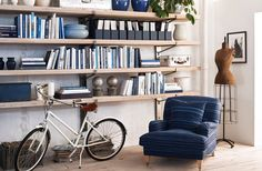 Loft living: Ralph Lauren Home's Elizabeth Street collection inspires with casual cool style