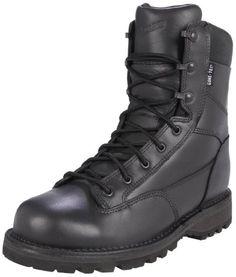 Danner Men's Danner APB 69235 Uniform Boot,Black,9.5 D US