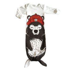 Electrik Kidz - BEAR SLEEP SACK