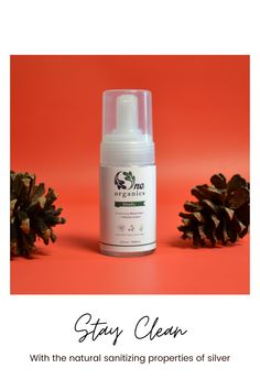 Keep your hands clean and sanitized through the holidays with the natural anti-bacterial properties of Aloe & Silver! 🎅🏻 Nano-Silver kills bacteria while Aloe infuses moisture to leave your hands soft and sanitzed. Psoriasis Cream, All Natural Skin Care, Natural Medicine, Active Ingredient, Aloe, Health And Beauty, Plant Based, Moisturizer, Remedies