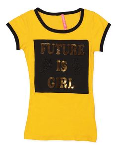 Clarissa Bertha EMT US Flag Toddler Baby Girls Short Sleeve Ruffle T-Shirt