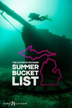 Find top things to do this summer in Michigan.