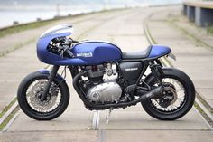 caferacerpasion.com  Triumph Thruxton #CafeRacer by WalzWerk-Racing [TAGS] #caferacerpasion #triumph #caferacersofinstagram #caferacerxxx #caferacerporn #caferacerculture