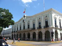 Governors Palace, Merida