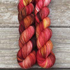 Wanna Go Crazy - Hot Shot - Babette - beautiful yarn