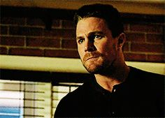 """""""A part of me has always wanted you to see what kind of man I really am."""" - Oliver """"Heartbreak Face"""" Queen #Arrow 4x04"""