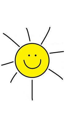 How To Draw Sun Simple Tutorial For Kids With Images Easy