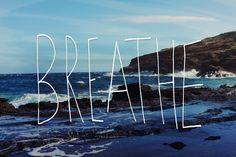 Breathe Art Print by Leah Flores