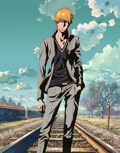 Ichigo #Bleach #anime