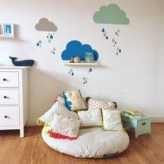 Die 96 besten Bilder von Wolken Kinderzimmer in 2019 ...