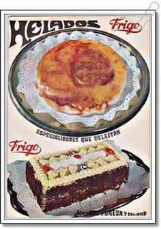 VintageAdvertising: Cataluña - Industrias Frigoríficas de Alimentación - Productos Frigo - diciembre de 1970  #vintage #ads #advertising #publicidad #gráfica #retro