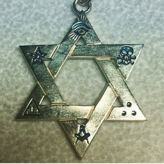 HEBRAIC 6 POINT STAR