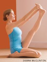Yoga Journal - Yoga Asana Columns - Long and Strong