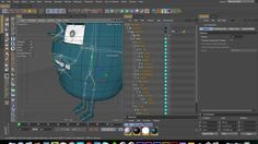 Cinema 4D Tutorial 26 - Model and Rig a Lowpoly Character Tutorial Part 2/2 on Vimeo