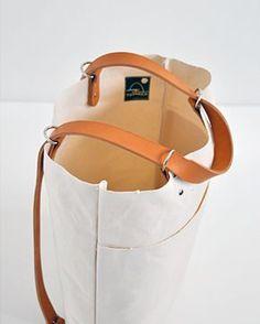 Not a pattern, inspiration - Tembea School Bag